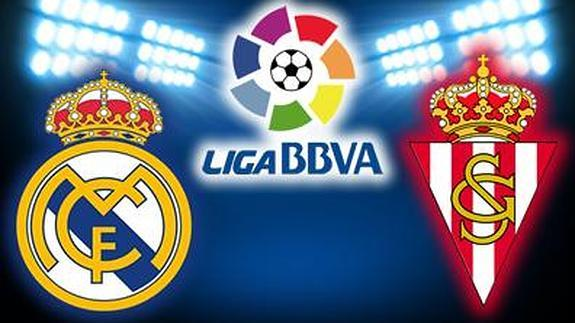 Apuesta Liga BBVA: Real Madrid vs Sporting