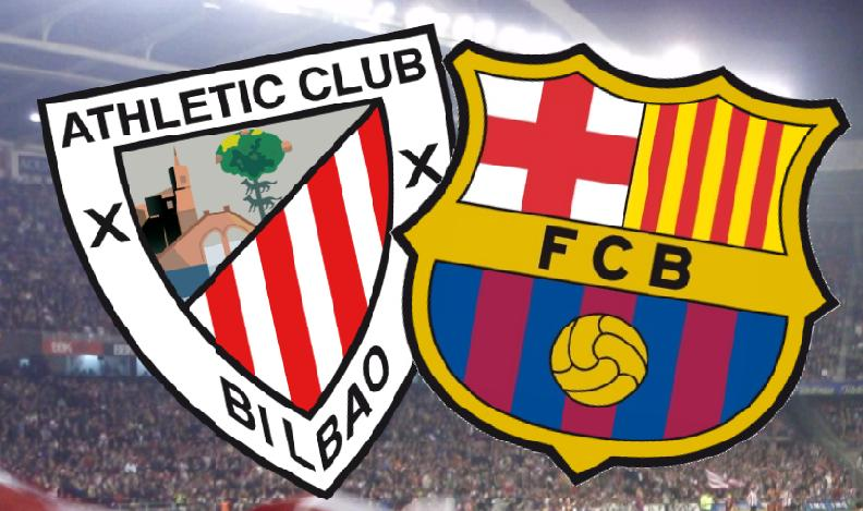 Apuestas Copa del Rey: Athletic Club vs Barcelona