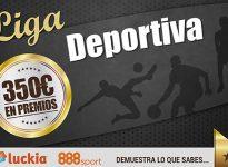 LigaDeportiva con 350€ en premios
