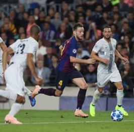 UCL: Inter vs Barcelona
