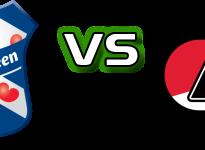 Eredivisie: Heereenveen vs AZ