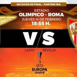 UEL: Lazio vs Sevilla