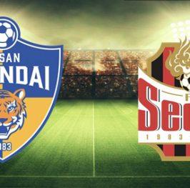 K-League: Ulsan vs Seoul