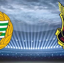 Allsvenskan: Hammarby vs Ostersunds